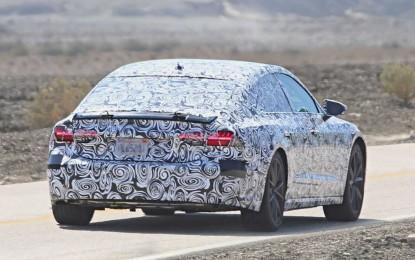 Audi A7 postaje električni auto?