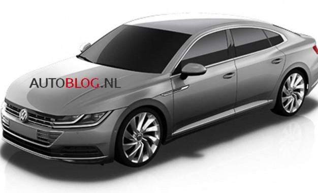 Novi Volkswagen CC je kao Passat, ali još atraktivniji