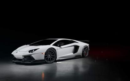 Lamborghini Aventador prerađen u 1016 Industriesu