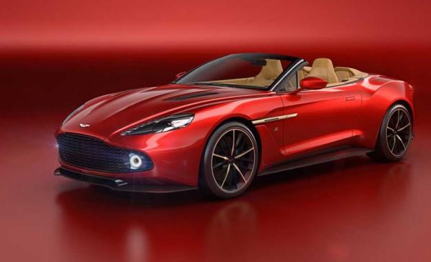 Aston Martin Vanquish Volante Zagato kao jedan od najljepših automobila svih vremena
