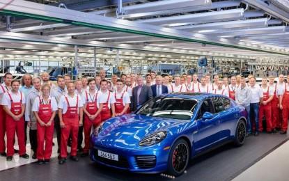 Porsche proizveo posljednji primjerak Panamere prve generacije