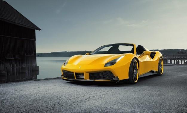 Novitec Rosso otkrio i poboljšanog Ferrarija 488 Spidera