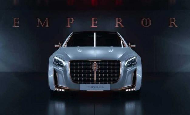 Scaldarsi Emperor I je zapravo Mercedes-Maybach prerađen do neprepoznatljivosti