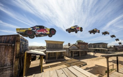 Najduži skok sa automobilom svih vremena [Video]