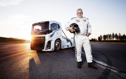 Ovo je Volvo The Iron Knight – najbrži kamion na svijetu