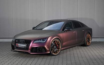 Audi RS7 iz PP-Performancea brz kao italijanski superauti