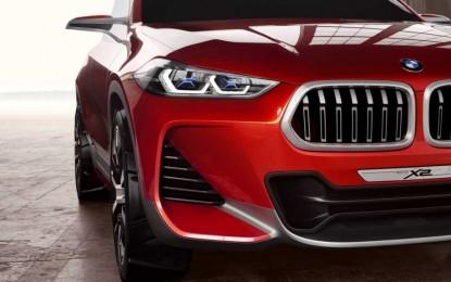 BMW X2 Concept detaljno ilustruje novi X2 [Galerija i Video]