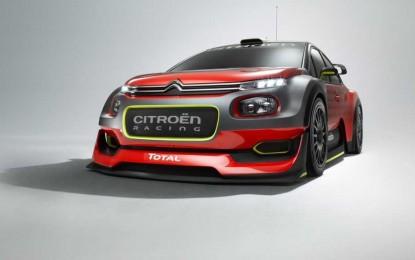 Citroen C3 WRC Concept pokazuje sa čime francuzi napadaju reli staze