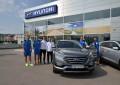 Hyundai nastavlja podržavati nogometne reprezentativce BiH