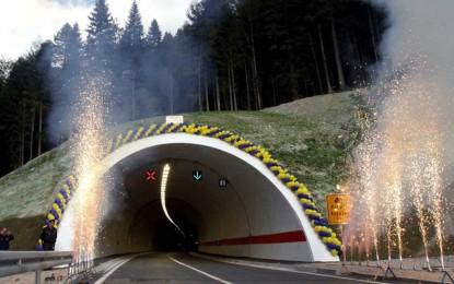 Otvoren tunel Karaula vrijedan 31 milion KM