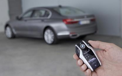 BMW osvojio nagradu CarIT-Award 2016 za sistem parkiranja pomoću daljinskog upravljača BMW-a serije 7