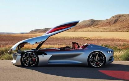 Renault iznenadio sa novim Trezorom [Galerija i Video]