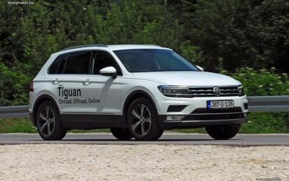 TEST – Volkswagen Tiguan 2.0 TDI SCR 4Motion BMT DSG7 (150) Highline