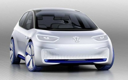 Volkswagenovi električni automobili u prodaji do 2020. godine