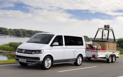 Otkriven luksuzni VW Multivan PanAmericana namijenjen i za off-road
