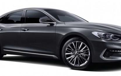 Otkrivene prve fotografije nove Hyundai Azere