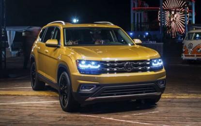Dolazi li veliki Volkswagen Atlas u Evropu?