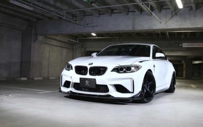BMW M2 prošao kroz tretman ukrašavanja u 3D Designu