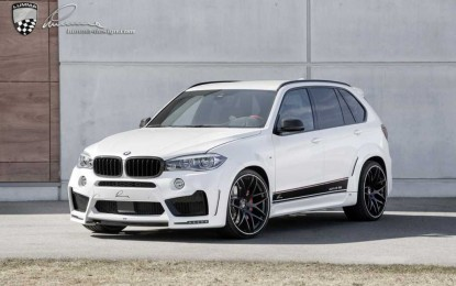 BMW X5 prerađen za Ruse