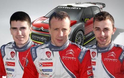 Citroen najavljuje svoje posade za WRC u sezonama 2017. i 2018.