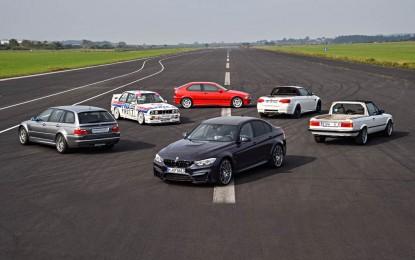30 godina BMW-a M3 – priča iza legende [Galerija]
