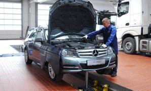 Održavanje polovnog Mercedesa C180 CDI, C200 CDI i C220 CDI [W204] (2007.-2014.)