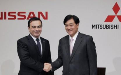 Renault-Nissan prihvataju Mitsubishi u alijansu?