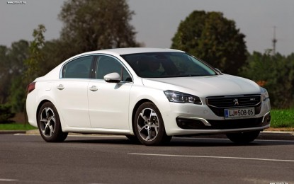 TEST – Peugeot 508 Allure 2.0 BlueHDi 180 EAT6 Stop&Start (FL)