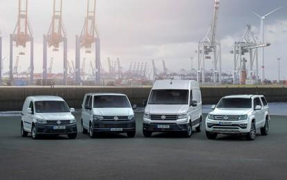 Zbirna isporuka Volkswagenovih komercijalaca povećana za 9,1 odsto