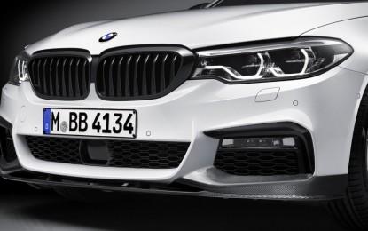 Serija 5 G30 M Performance kao prva tuning prerada i to iz BMW-a