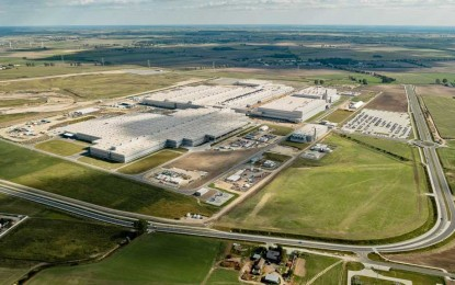 Volkswagen Commercial Vehicles otvorio novu tvornicu za Craftera