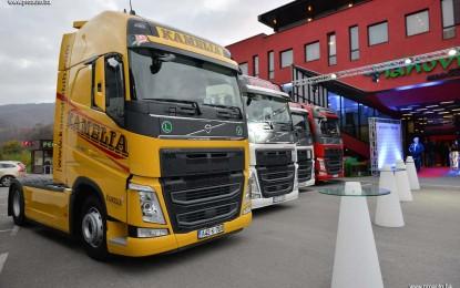Proslavljeno prvih 10 godina Volvo Trucks u Bosni i Hercegovini [Galerija]