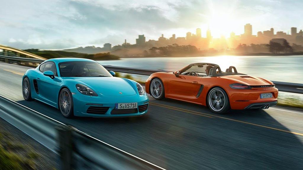 Model-Porsche-718