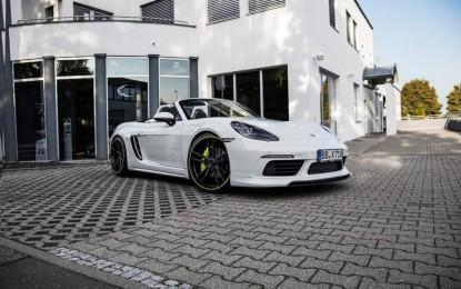Znatno unaprijeđen Porsche 718