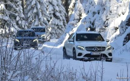 Sa Mercedesovim SUV-ovima kroz bespuća Jahorine [Galerija i Video]