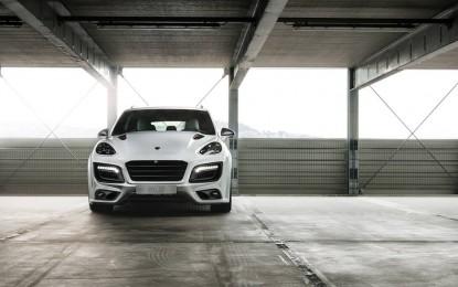 TechArt dodatno poboljšao tuning paket Magnum za Porschea Cayenne Turbo S