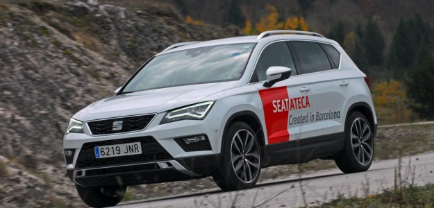 TEST – Seat Ateca Xcellence 2.0 TDI CR S&S 4Drive M6