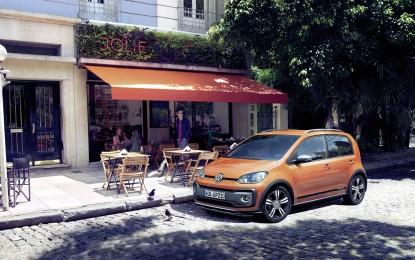 Volkswagen otkrio novog Cross Up!-a