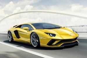 Lamborghini Aventador S: Podizanje repera za supersportske automobile [Galerija]