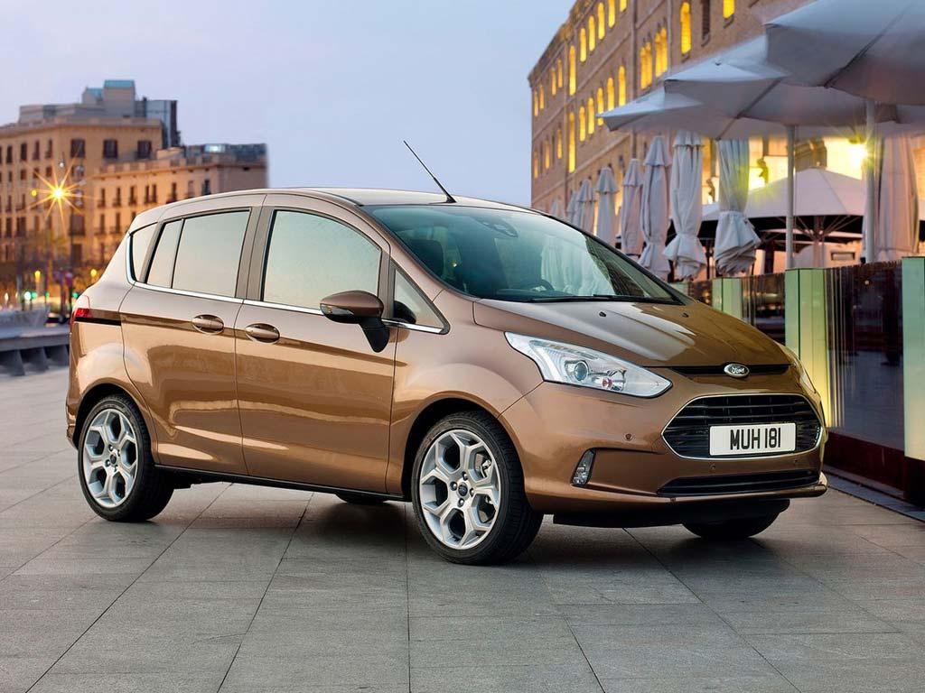 Model-Ford-B-Max