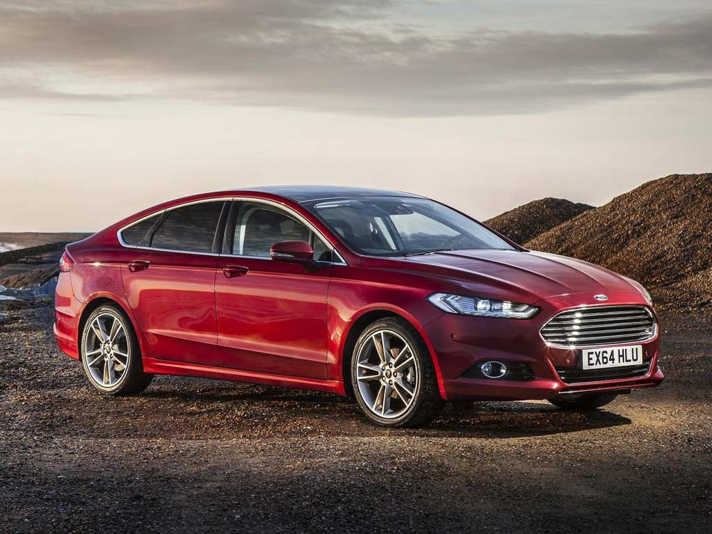 Model-Ford-Mondeo
