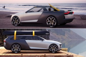 Volkswagen Varok Concept – zanimljiva kombinacija karavana i pick-upa [Galerija]