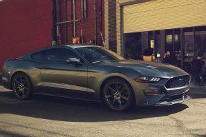 Redizajnirani Ford Mustang (2018)
