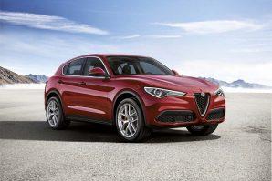 Alfa Romeo Stelvio First Edition [Galerija]