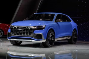 Audi Q8 Concept – najluksuzniji Audi do sada [Galerija i Video]