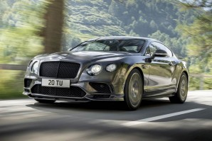 Bentley Continental GT Supersports – najsnažniji i najbrži Bentley do sad