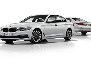 Uskoro stiže štedljivi BMW 520d EfficientDynamics sa manjom emisijom CO2