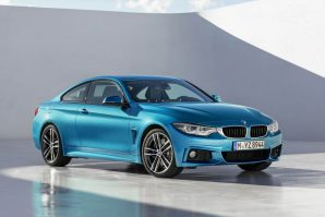 Redizajniran BMW serije 4 (Galerija)