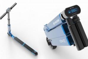 Hyundaijevo pametno rješenje mobilnosti – električni Ioniq Scooter [Galerija i Video]