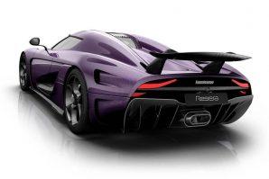 """U čast preminulom muzičaru Koenigsegg napravio Regeru """"Purple Rain"""""""